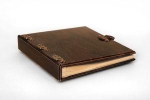 Format Duży Album Drewniany