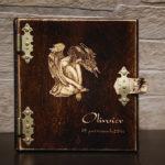 album drewniany chrzest